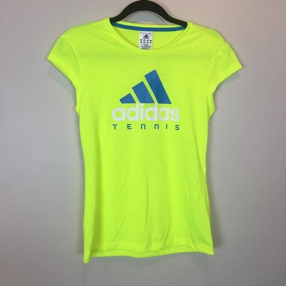 Adidas al massimo nwt neon magliette sz s poshmark